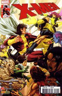 X-Men (revue) T4 : Tribus égarées (0), comics chez Panini Comics de Gillen, Gage, Land, Pacheco, Baldeon, Guru efx, Oback, Brooks