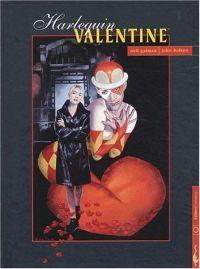 Harlequin Valentine, comics chez Carabas de Gaiman, Bolton