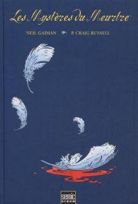 Les mystères du meurtre, comics chez Semic de Gaiman, Russel