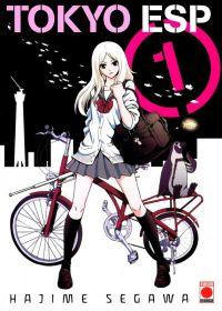 Tokyo ESP T1, manga chez Panini Comics de Segawa