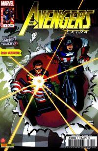 Avengers Extra T4 : Masques (0), comics chez Panini Comics de Brubaker, Andreyko, Samnee, Breitweiser, McGuinness