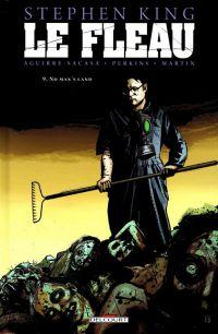Le fléau T9 : No man's land (0), comics chez Delcourt de Aguirre-Sacasa, King, Perkins, Martin, Coker
