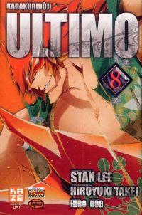 Karakuridôji Ultimo T8, manga chez Kazé manga de Takei, Lee, Hiro, Bob