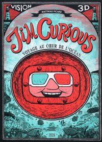 Jim Curious, voyage au cœur de l'océan, bd chez 2024 de Picard