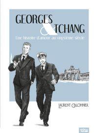 Georges & Tchang, bd chez 12 bis de Colonnier