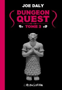 Dungeon quest T3, comics chez L'Association de Daly