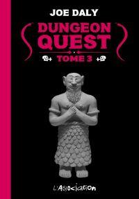 Dungeon quest T3, comics chez L'Association de Daly