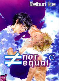 Not equal T1, manga chez Taïfu comics de Reibun