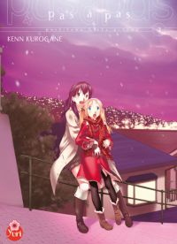 Pas à pas  T2, manga chez Taïfu comics de Kenn