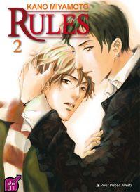 Rules T2, manga chez Taïfu comics de Miyamoto
