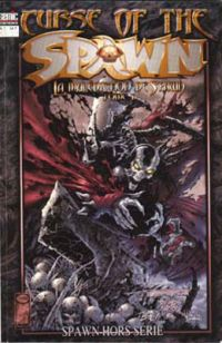 Spawn - Hors série – Curse of the Spawn, T2 : La malédiction de Spawn - T1 (0), comics chez Semic de McEllroy, Turner, Young, Broeker
