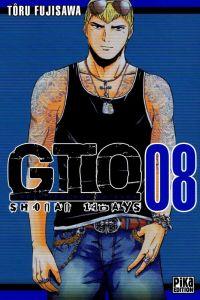 GTO - Shonan 14 days T8, manga chez Pika de Fujisawa