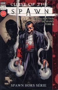 Spawn - Hors série T7 : La malédiction de Spawn T6 (0), comics chez Semic de McEllroy, Turner, McFarlane, Miki, Broeker, Nicholas
