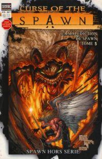 Spawn - Hors série T6 : La malédiction de Spawn T5 (0), comics chez Semic de Haberlin, McEllroy, Turner, Broeker, Nicholas