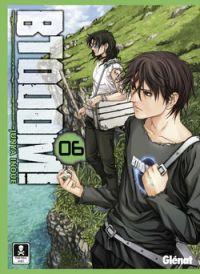 Btooom !  T6, manga chez Glénat de Inoue