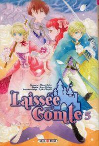 Laissée pour comte T5, manga chez Soleil de Seike, Shibata