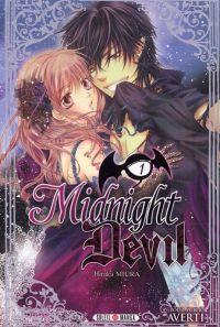 Midnight devil  T1, manga chez Soleil de Miura