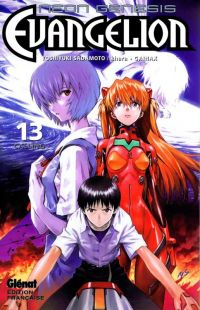 Neon-Genesis Evangelion T13, manga chez Glénat de Gainax, Sadamoto