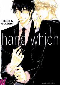 Hand wich, manga chez Taïfu comics de Suzuki