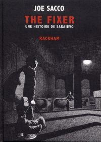 The Fixer : Une histoire de Sarajevo (0), comics chez Rackham de Sacco