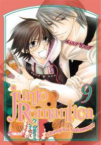 Junjo romantica T9, manga chez Asuka de Nakamura