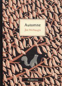 Automne, comics chez Nobrow de McNaught