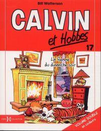 Calvin et Hobbes T17 : La flemme du dimanche soir, comics chez Hors Collection de Watterson