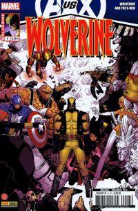 Wolverine (revue) T5 : Et ce fut la guerre, comics chez Panini Comics de Aaron, Bachalo, Guedes