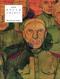 Bouche du diable, bd chez Le Lombard de Charyn, Boucq
