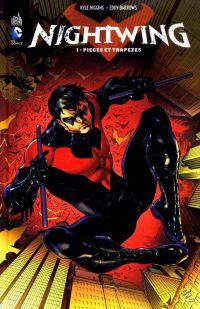 Nightwing T1 : Pièges et trapèzes (0), comics chez Urban Comics de Higgins, Pansica, McCarthy, Borges, Eddy Barrows, Passalaqua, Major, Reis, Barros