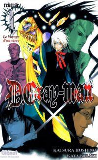 D.Gray-man Reverse T1 : Le voyage d'un clerc, manga chez Glénat de Hoshino, Kizaki