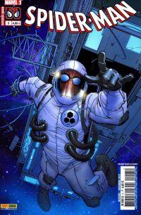 Spider-Man (revue) – V 3, T5 : Mission spatiale (0), comics chez Panini Comics de Yost, Slott, Palmer, Stegman, Clarke, Ramos, Camuncoli, Olazaba, Janson, Delgado, d' Armata, Gracia, Schwager