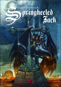 Springheeled Jack, comics chez Aaltaïr de Hitchcock, Bisley