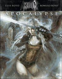 Malefic Time T1 : Apocalypse (0), comics chez Milady Graphics de Royo, Royo