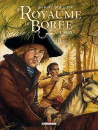 Le Royaume de Borée T2 : Henrick (0), bd chez Delcourt de Terpant