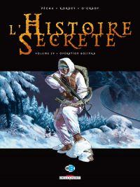 L'histoire secrète T29 : Opération Bojinka, bd chez Delcourt de Pécau, Kordey, O'Grady, Manchu