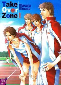 Take over zone  T1, manga chez Taïfu comics de Masara