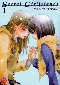 Secret girlfriends  T1, manga chez Taïfu comics de Morinaga