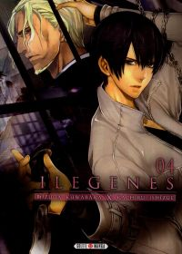 Ilegenes T4, manga chez Soleil de Kuwabara, Ishizue
