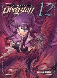 Ubel Blatt T12, manga chez Ki-oon de Shiono