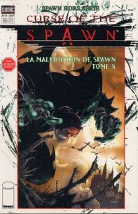 Spawn - Hors série – Curse of the Spawn, T9 : La malédiction de Spawn T8 (0), comics chez Semic de McEllroy, McFarlane, Turner, Crain, Glapion, Hutchinson, Fotos, Nicholas