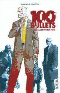 100 Bullets T5 : 100 balles pour un privé, comics chez Urban Comics de Azzarello, Risso, Mulvihill, Johnson