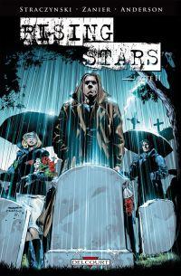Rising stars T2, comics chez Delcourt de Straczynski, Immonen, Anderson, Zanier, Lashley, Evans, Kemp, Ponsor, Starr, Nelson, Milla