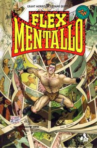 Flex Mentallo, comics chez Urban Comics de Morrison, Quitely, Doherty