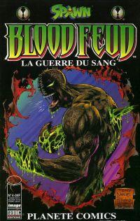 Planète Comics T4 : Spawn - Bloodfeud : La guerre du sang (0), comics chez Semic de Moore, Daniel, Conrad, Broeker