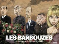 Les Barbouzes, bd chez 12 bis de Chanoinat, Da Costa