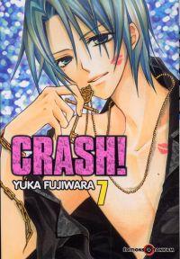 Crash !! T7, manga chez Tonkam de Fujiwara