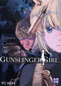 Gunslinger girl T14, manga chez Kazé manga de Yu