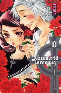 Akuma to love song T8, manga chez Kana de Tomori