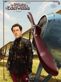 Le Pilote à l'Edelweiss T2 : Sidonie (0), bd chez Paquet de Yann, Hugault